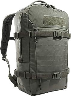 TT Modular Daypack XL - Mochila de día ergonómica compatible con Molle, con correas de compresión, preparada para sistema de hidratación, 23 litros, color Piedra gris oliva IRR