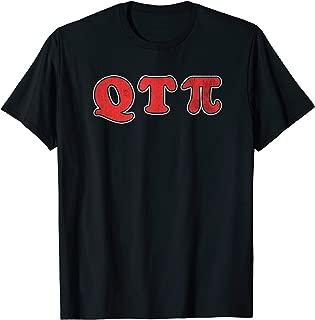 Q T Pi Cutie Pie Vintage Pi Day T Shirt for Women