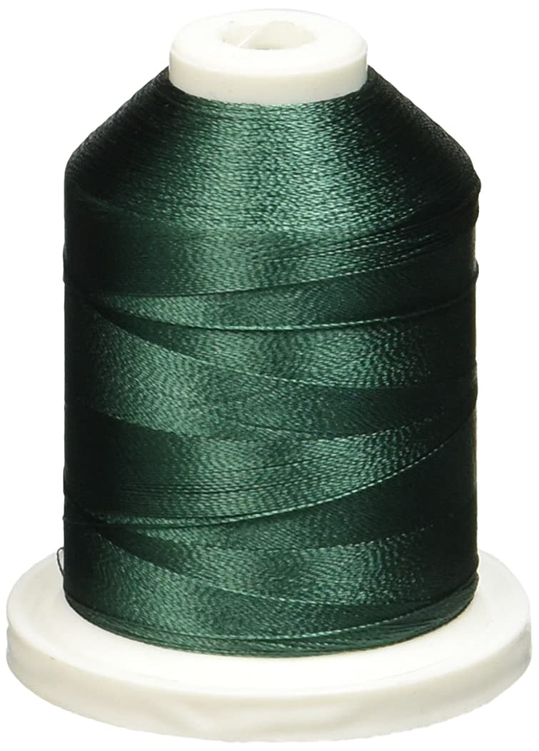 Robison-Anton Rayon Super Strength Thread, 1100-Yard, Green Bay
