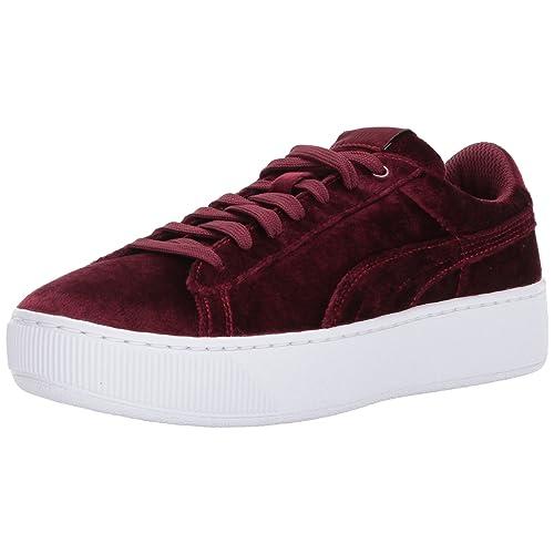 sports shoes 1e1d6 1d143 Red Velvet Pumas: Amazon.com