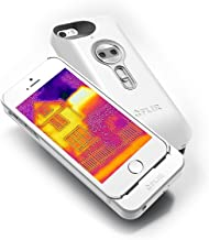 FLIR ONE - Infrared Accessory - fits Apple iPhone 5/5s - See the Heat - (Silver)