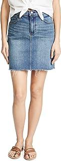 HUDSON Women's Lulu 5 Pocket Denim Skirt