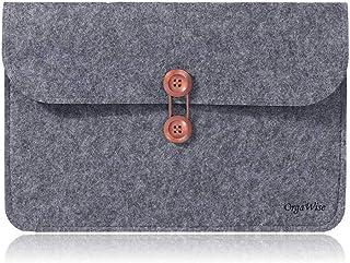 11.2-12 Black 10.5-11 iPad Pro//New 10.5 Samaung Galaxy Tab S6 S5e// Hauwei MediaPad T5 T3 M5 11.2-12 Inch Waterproof Laptop Sleeve Case Tablet Case Sleeve for 2019 New 10.5 iPad Air