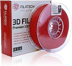 FilaTech - Red PLA Filament 1 KG