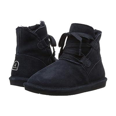 Bearpaw Kids Zora (Little Kid/Big Kid) (Navy) Girls Shoes