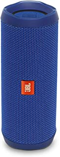 JBL Flip 4 Waterproof Portable Bluetooth Speaker – Blue
