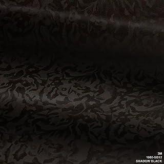 3M 1080 SB12 Shadow Black 5ft x 1ft (5 sq/ft) Car Wrap Vinyl Film