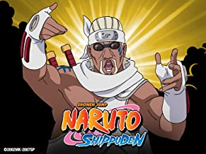 Naruto Shippuden Uncut Season Season 4 Volume 4