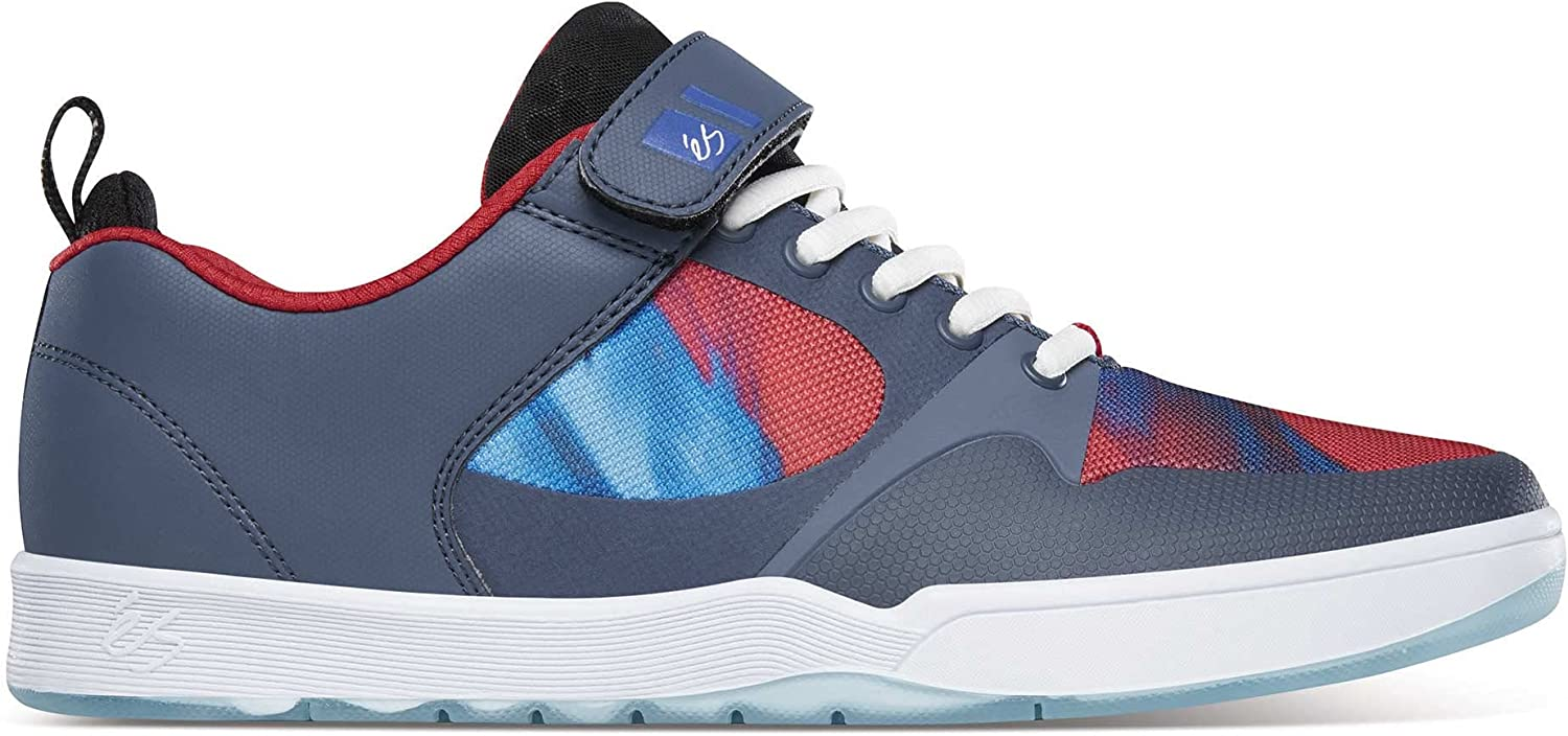 eS Mens Accel Plus Ever Stitch Skate Inspired Sneakers Shoes