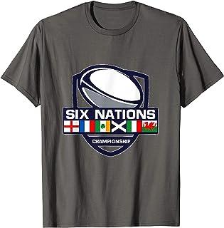 NUOVO Galles GRAND SLAM 2012 vincitori Stile Rugby Camicia 6 Nazioni S M L XL 3XL 4XL