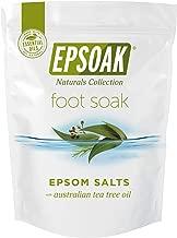 nail fungus soak by Epsoak