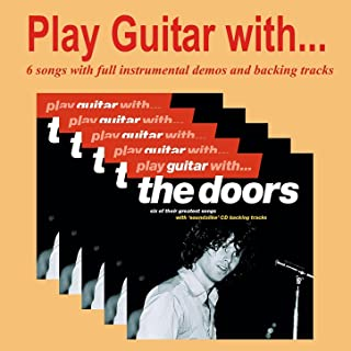 roadhouse blues backing track