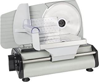 "Meat Slicer 7.5"" Blade Home Deli Meat Food Slicer Premium Quality"