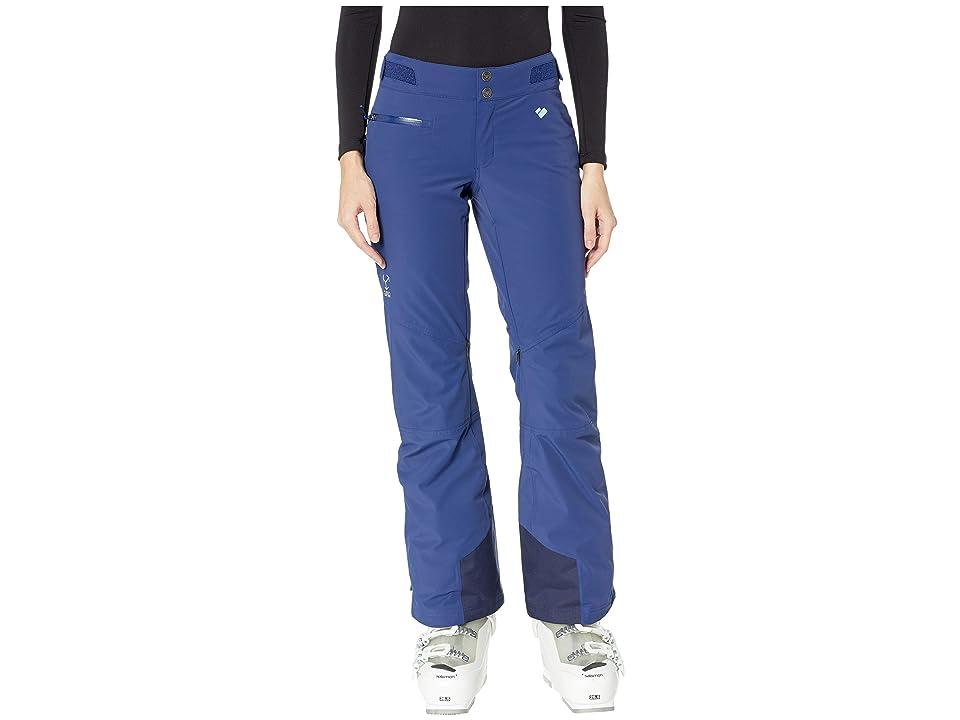 Obermeyer Straight Line Pants (Resort At Midnight) Women