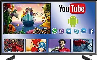 تليفزيون سمارت فل اتش دي 40 بوصة مع 2 ريموت كنترول وحامل حائط من سيمفوني LED400SM-Q