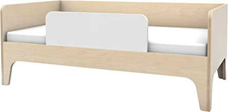 Oeuf Perch Toddler Bed, Birch/White