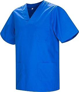 MISEMIYA Unisex Cacasa Uniformes Sanitarios 817 Medical Service T-Shirt