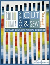 Color Strata: Seam, Cut, and Sew Abstract Quilts with Minimal Guidelines