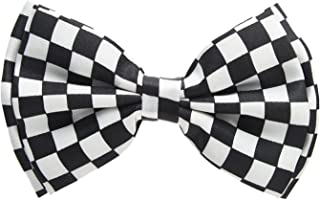 Bow Ties - Checkered Bowties