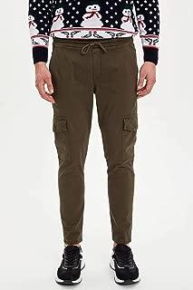 DeFacto Slim Fit Kargo Pantolon
