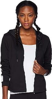 PUMA womens A.C.E. SWEAT JACKET Hooded Sweatshirt