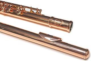 Kaizer Flute 3000 Series Rose Gold Brass C Key 2019 Model Student Flute FLT-3000RB