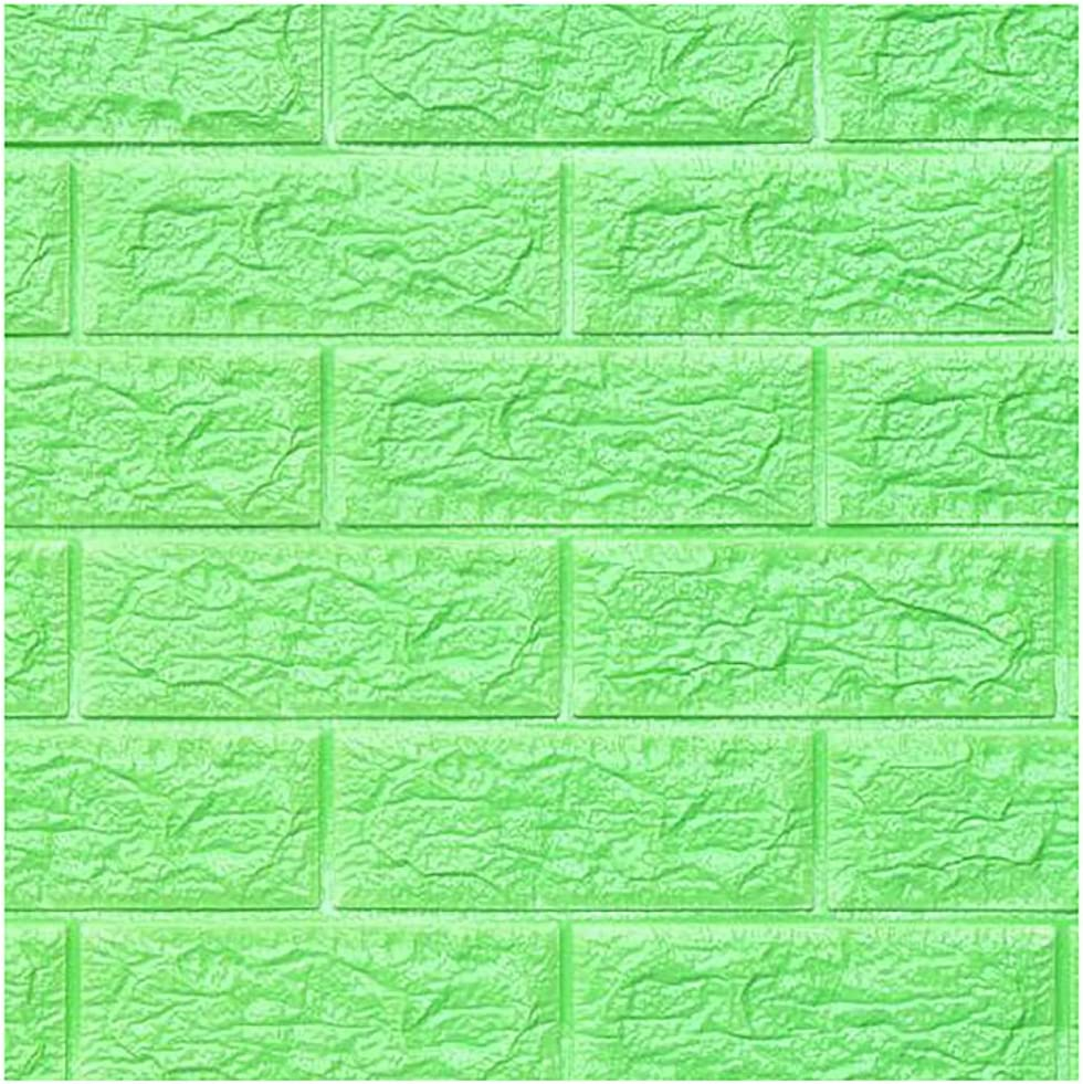 Max 67% OFF Brick Wall 3D Foam Self 70CM Panel Adhesive OFFer Wide77CM High0.
