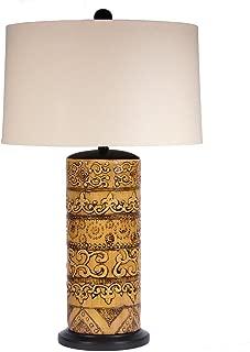 Bradburn Gallery Calliope Contemporary Ceramic Table Lamp