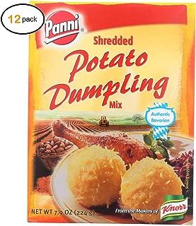 Panni Pоtatо Dumpling Mix - Shrеddеd - 7.9 оz - Casе оf 12 - Bulk Buy