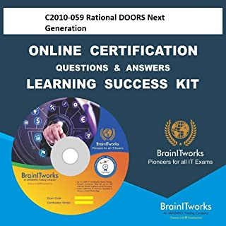 C2010-059 Rational DOORS Next Generation Online Video Certification Learning Made Easy