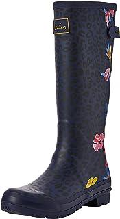 Joules Welly Print womens Rain Boot