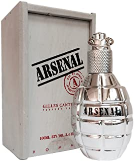 Arsenal Platinum Man Eau de Perfume - 100 ml