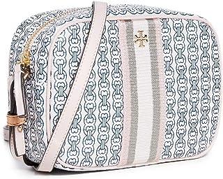Tory Burch Women's Gemini Link Canvas Mini Bag