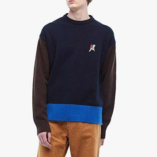 Navy/Brown/Blue