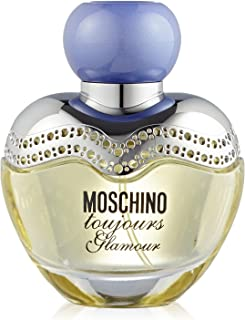MOSCHINO TOUJOURS GLAMOUR by Moschino EDT SPRAY 1 OZ WOMEN