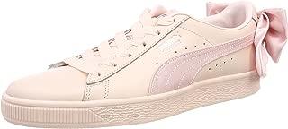 PUMA Women's Basket Bow WNS, Pearl/Pearl
