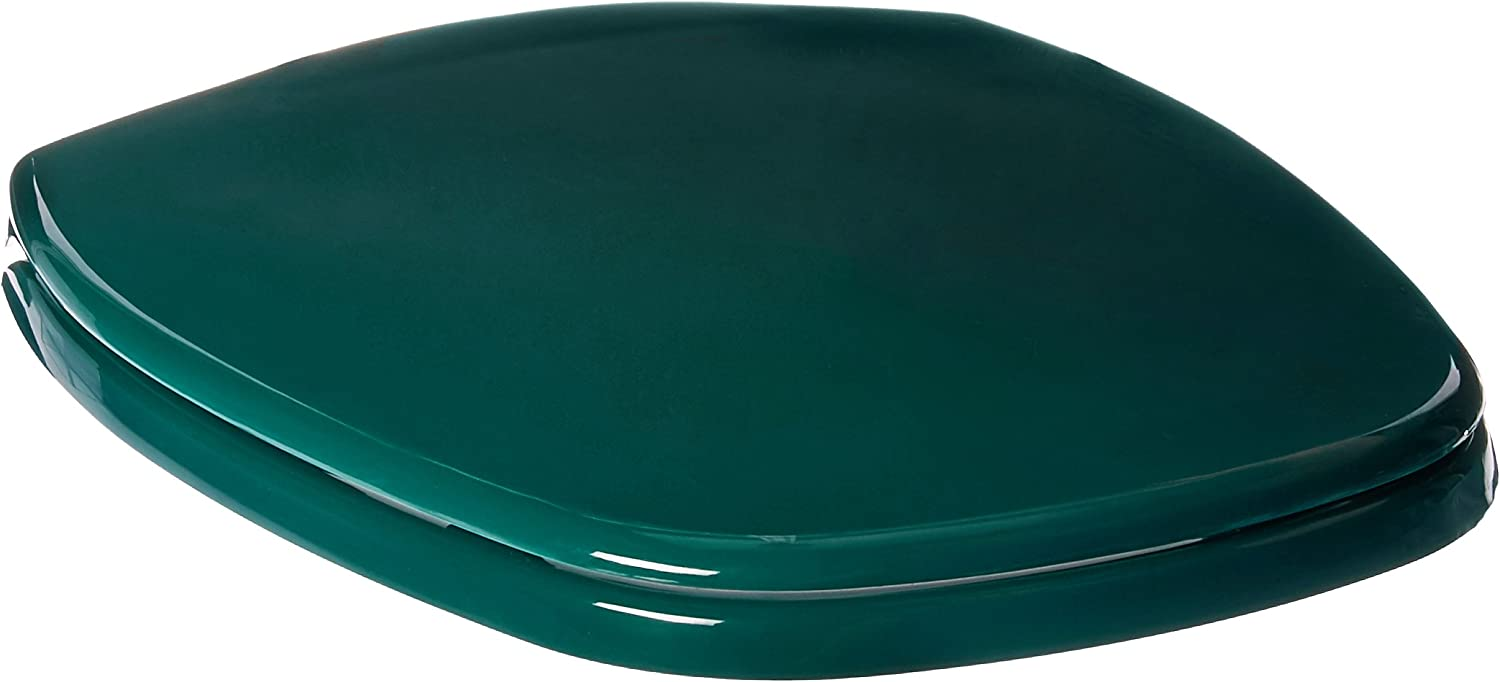 Branded goods Latest item Bemis 1240200 325 Round Closed Green Seat Verde Front Toilet