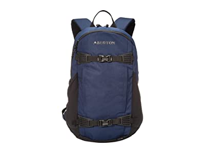 Burton Day Hiker 25L Backpack (Dress Blue Cordura) Backpack Bags