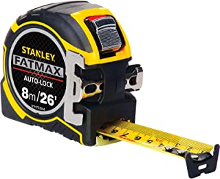 Stanley Tools XTHT0-33504 FatMax Pro Autolock Tape 8m   26ft