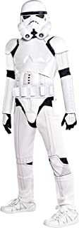 Suit Yourself Deluxe Stormtrooper Halloween Costume for Boys, Star Wars, Medium, Includes Accessories