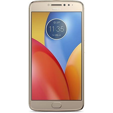 (Renewed) Motorola E4 Plus (Fine Gold, 32GB)