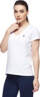 Polo Ralph Lauren Top For WOMEN M, WHITE