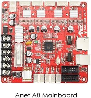 NO LOGO L-Tao-Pulley, 1pc for Anet Impresora A1284-Base Junta de Control de Placa Madre Placa Base for Anet A6 / A8 Asamblea Escritorio 3D RepRap pruse I3 Kit (tamaño : For Anet A6)