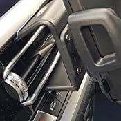 Brodit Proclip Fahrzeughalter 855498 Made In Sweden Winkelbefestigung Für Linkslenkende Fahrzeuge Passt Für Alle Brodit Gerätehalter Navigation