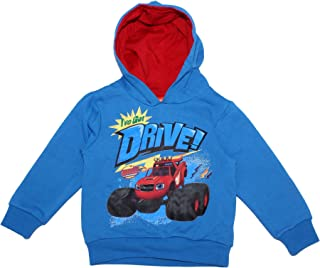 Blaze and The Monster Machines Drive Hodded Jumper