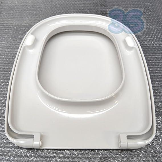 Sedile Copri Wc Tesi Originale Saniplast Ideal Standard In Poliestere Amazon It Fai Da Te