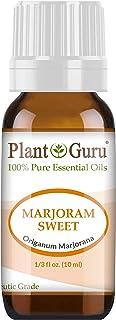 Marjoram Sweet Essential Oil 10 ml 100% Pure Undiluted Therapeutic Grade.