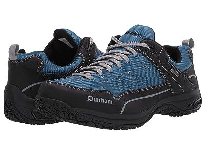 Dunham Ludlow Lace-Up (Blue) Men