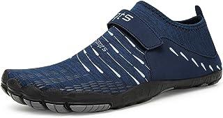 Zapatos de Agua Hombre Mujer Secado Rápido Antideslizante Adulto Senderismo Buceo Surf Zapatos de Playa para Ejercicio Acu...