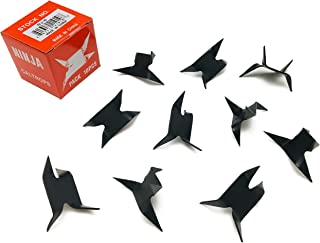まきびし 鉄菱 ステンレス鋼製 10個セット 忍者 防犯